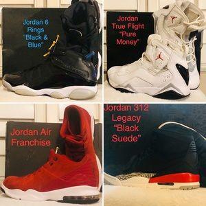 Fellini Footwear Jordan Pack #fellinifootwear